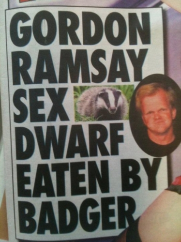 21 Funny News Headlines About Sex