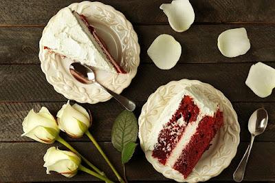Ciasto Red Velvet
