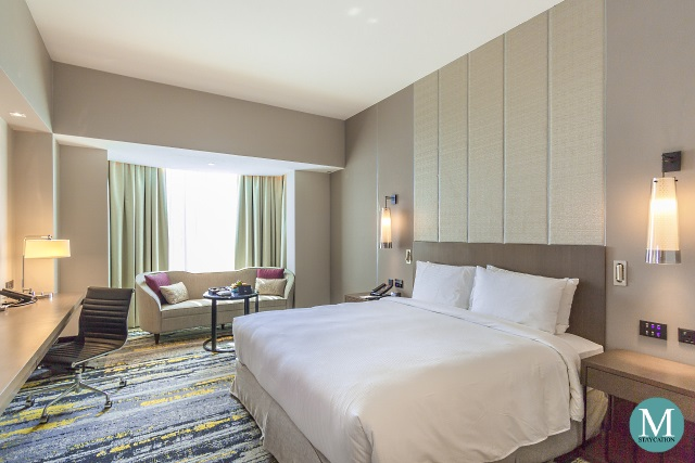 Executive Room at Hilton Kota Kinabalu