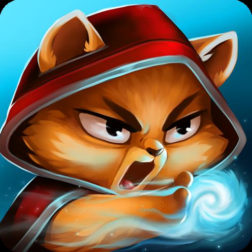 Castle Cats v2.8.7 Apk Mod [Dinheiro Infinito]
