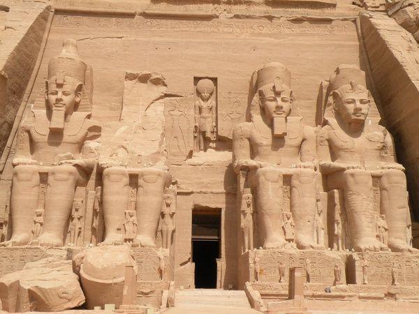 Rameses II, Egypt, Abu Simbel, Pharaoh