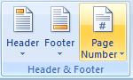 Cara Membuat Nomor Halaman Berbeda