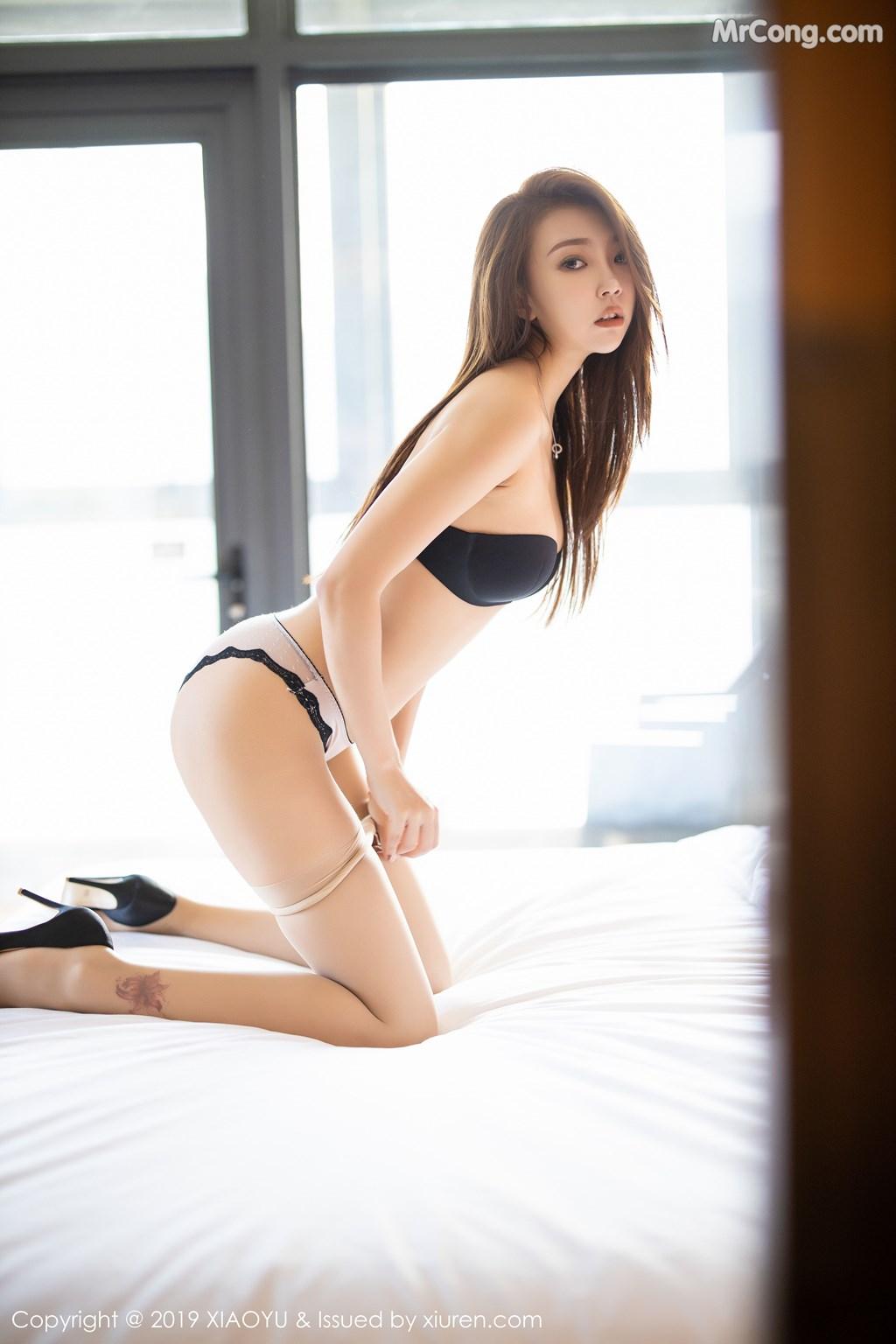 XiaoYu Vol.207: LRIS (冯木木) (109P)