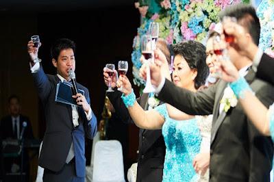 Kịch bản MC đám cưới tại nhà hàng có gì khác ở quê?