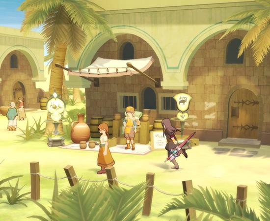 Gameplay de Tales of Vesperia