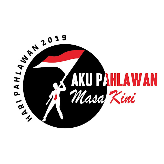 Logo Hari Pahlawan 2019