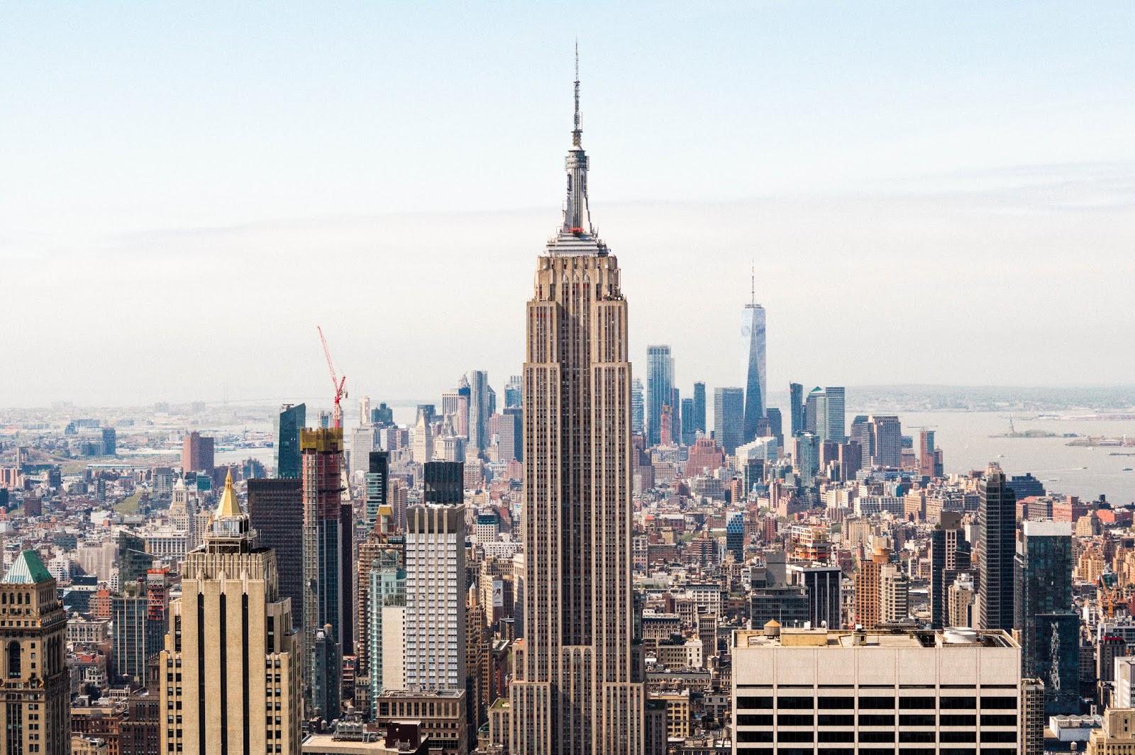 préparer son voyage New York