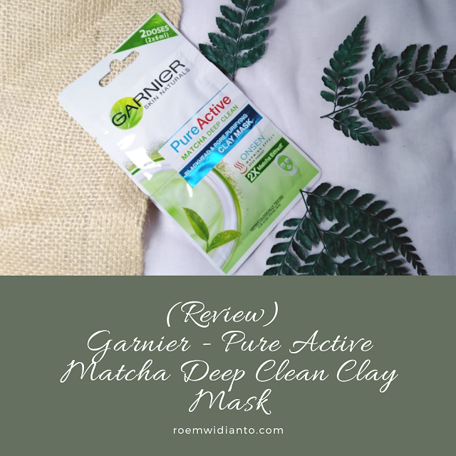 garnier-pure-active-matcha-deep-clean-clay-mask