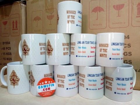 Bikin Mug Digital Murah Jogja - Bikin Mug Bisa Satuan! 15.000/pcs