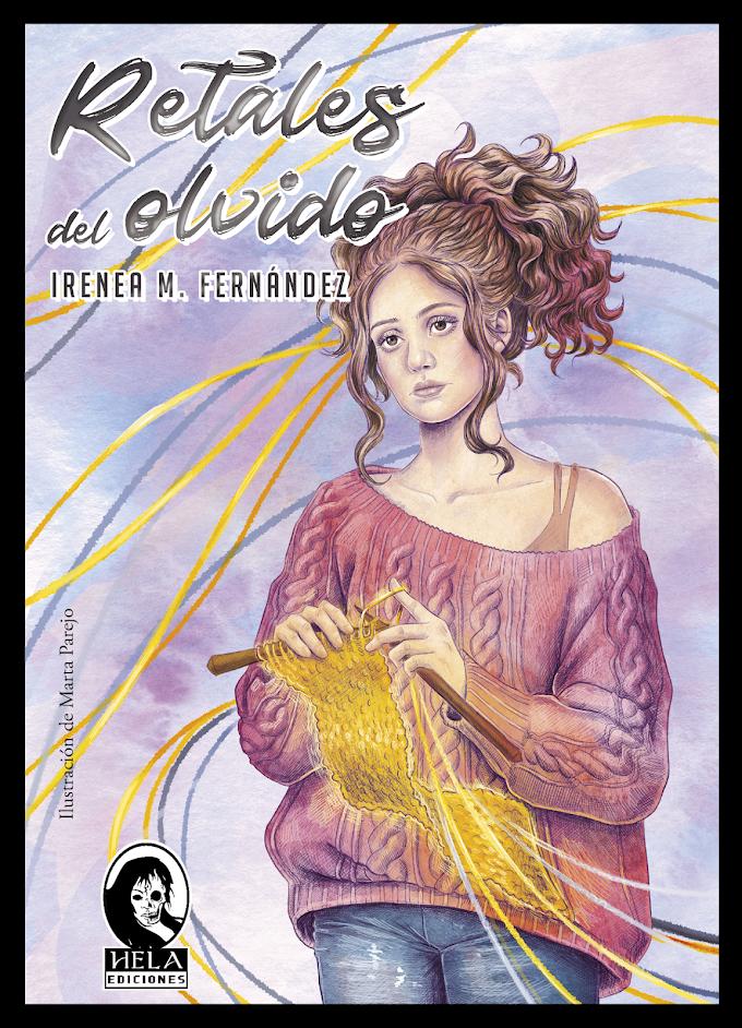 RESEÑA: Retales del olvido - Irenea M. Fernández