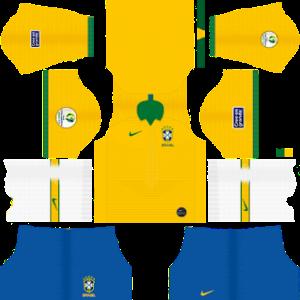 Kits DLS Brasil Copa America  2019