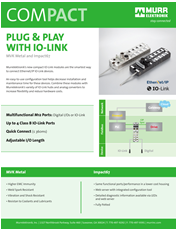 Plug & Play with IO-Link PDF