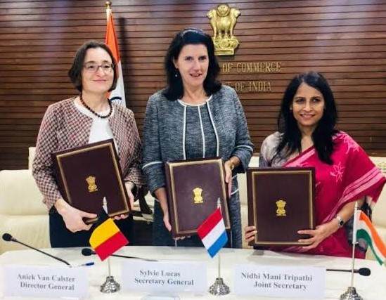 16th Session of the Joint Economic Commission between India and Belgium Luxembourg Economic Union