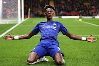 Abraham Remember signing Chelsea first contract while still being a schoolboy