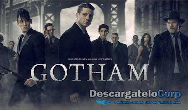 Gotham Temporada 1 HD Latino