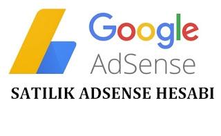 Satılık AdSense Hesabı