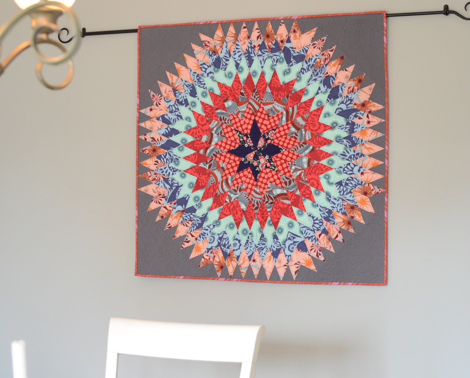 Hyacinth Quilt Designs: Best Wall Quilts