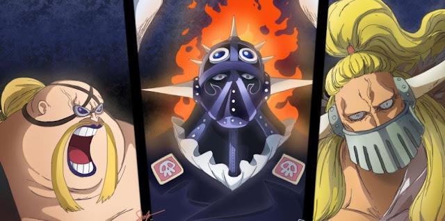 Spoiler Manga One Piece Chapter 990 Bahasa Indonesia