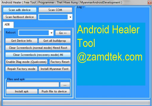 Download Android Healer Tool that performs multitask