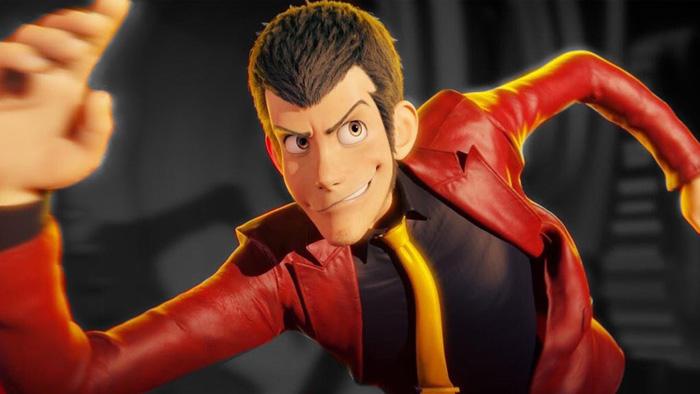 Lupin III: The First anime CGI film
