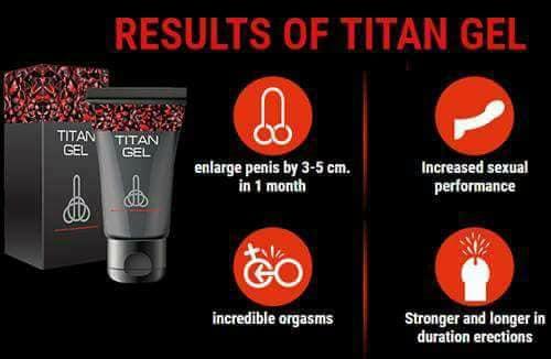 titan gel naa green trading