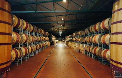 Neethlingshof Wine Cellar