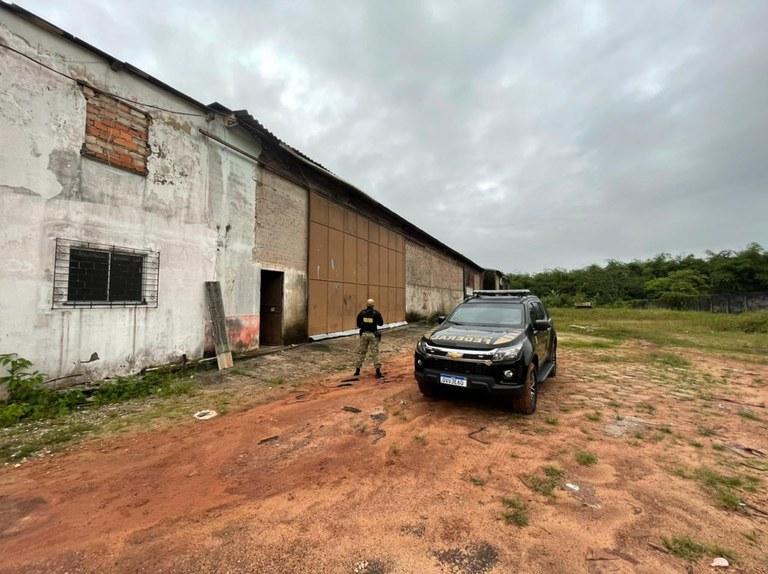 Tráfico internacional de drogas no Pará é alvo de nova operação da Polícia Federal