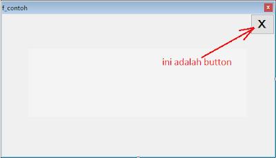 1 - Cara Menciptakan Tombol Closebox (Controlbox) Sendiri Di Vb.Net