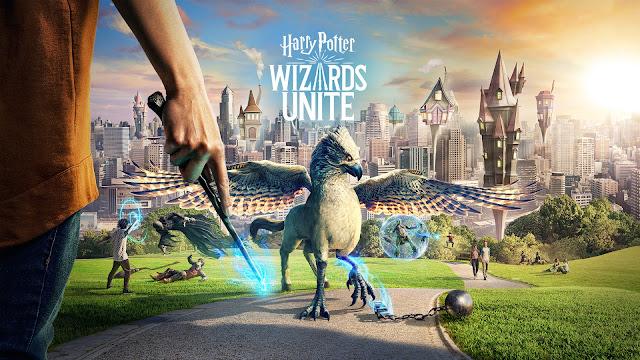 Chegou! 'Harry Potter: Wizards Unite' é lançado no Brasil para dispositivos Android e iOS| Ordem da Fênix Brasileira