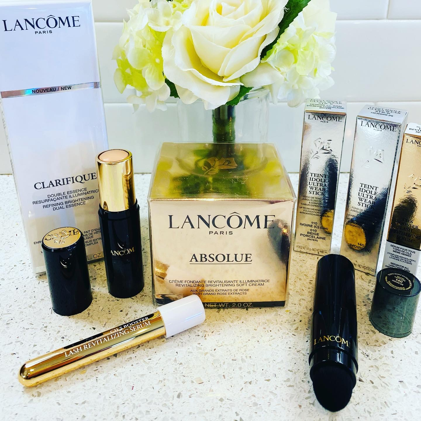 4 Products from Lancôme to Help you Look Your Best this Spring and Beyond!