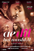 Ae Dil Hai Mushkil 2016 Full Hindi Movie Download & Watch
