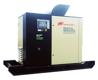 Ingersoll Rand Launches Compressed Air Rental Services Supporting Customers in Maximizing Production and Minimizing Downtime