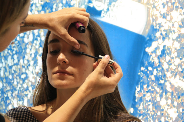 #LoRealdelmaquillaje-Loreal-MBFWMadrid-make-up-maquillaje-chez-agnes