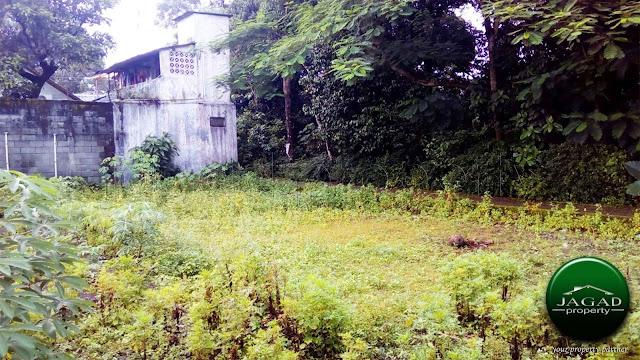 Tanah di jalan damai dekat UGM