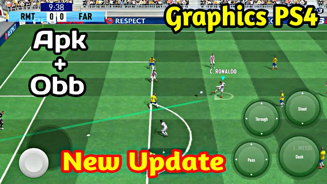 How To Download PES 2019 Mobile Latest Version Apk+Obb (Android/IOS)
