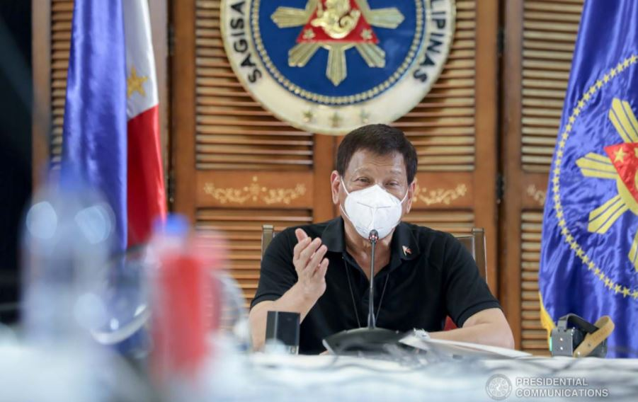 Duterte reveals his Barrett's esophagus nears stage one cancer