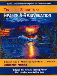 Timeless Secrets of Health & Rejuvenation : Andreas Moritz Download Free Health Book