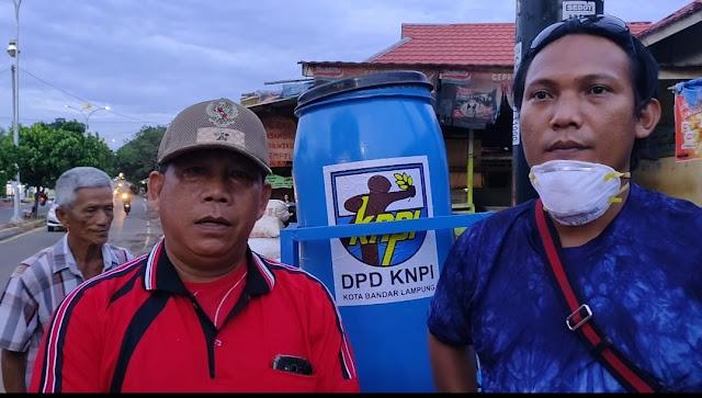 Distribusikan Air Portable KNPI Diserbu Apresiasi
