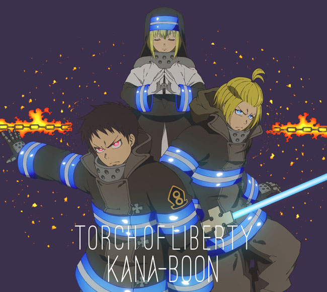 KANA-BOON - Torch of Liberty [2020.11.25+MP3+RAR]