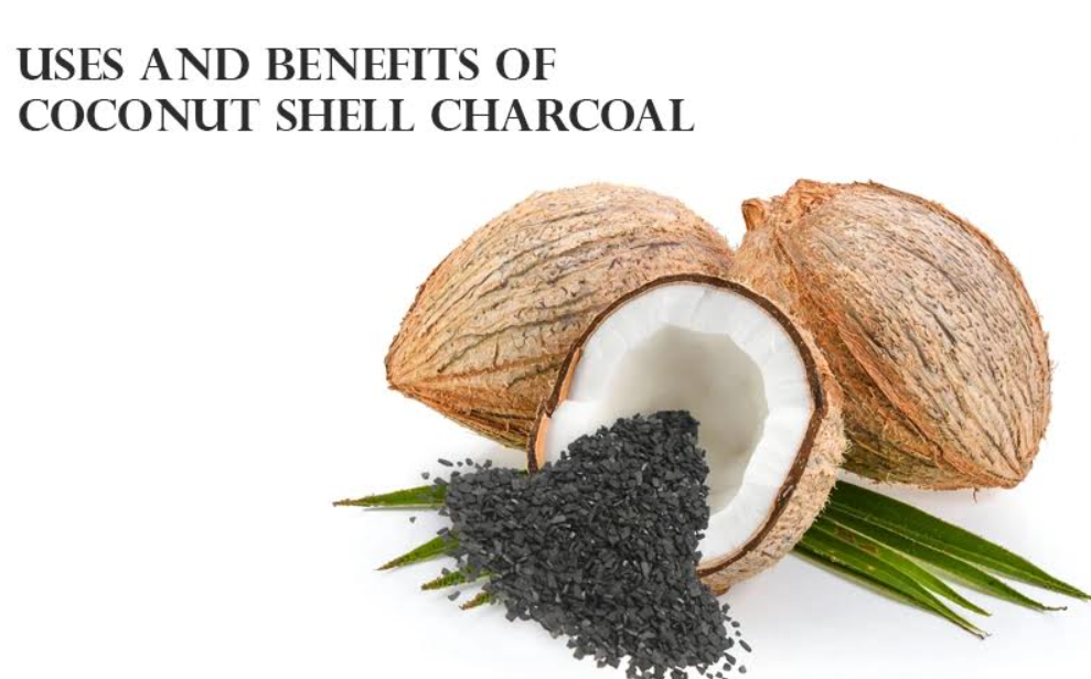Benefits of Using Coconut Shell Charcoal