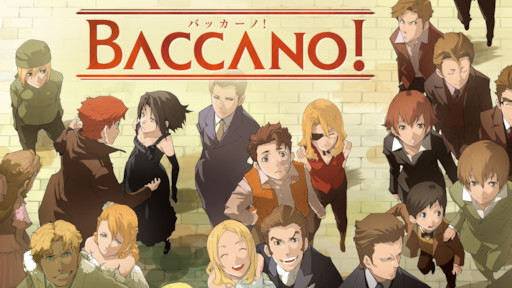 Baccano BD Subtitle Indonesia Batch [1-13] + 3 OVA