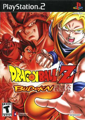 Dragon Ball Z Budokai PS2 GAME ISO