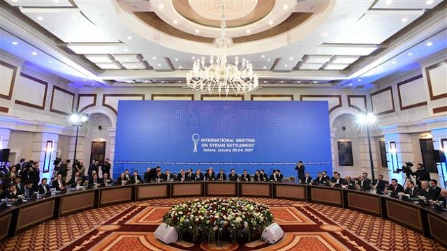 Syria peace talks in Astana delayed by one day: Kazakhstan