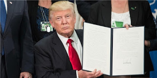 Trump signs directive