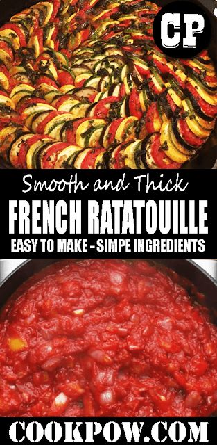 #FRENCHRATATOUILLE RECIPES EASY MAKE #RATATOUILLE
