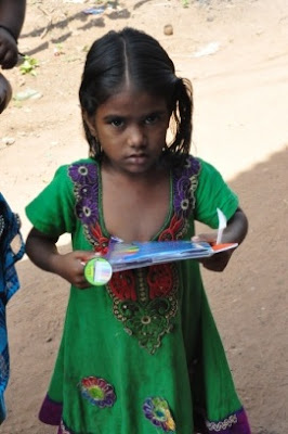 petite fille tamil nadu