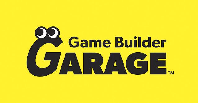 Nintendo anuncia Game Builder Garage para Switch