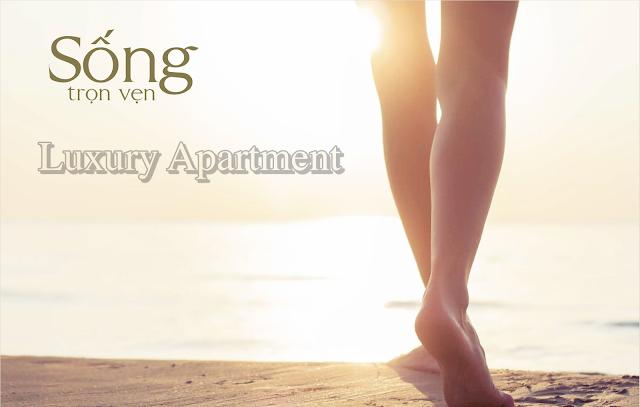 Sống trọn vẹn tại Luxury Apartment