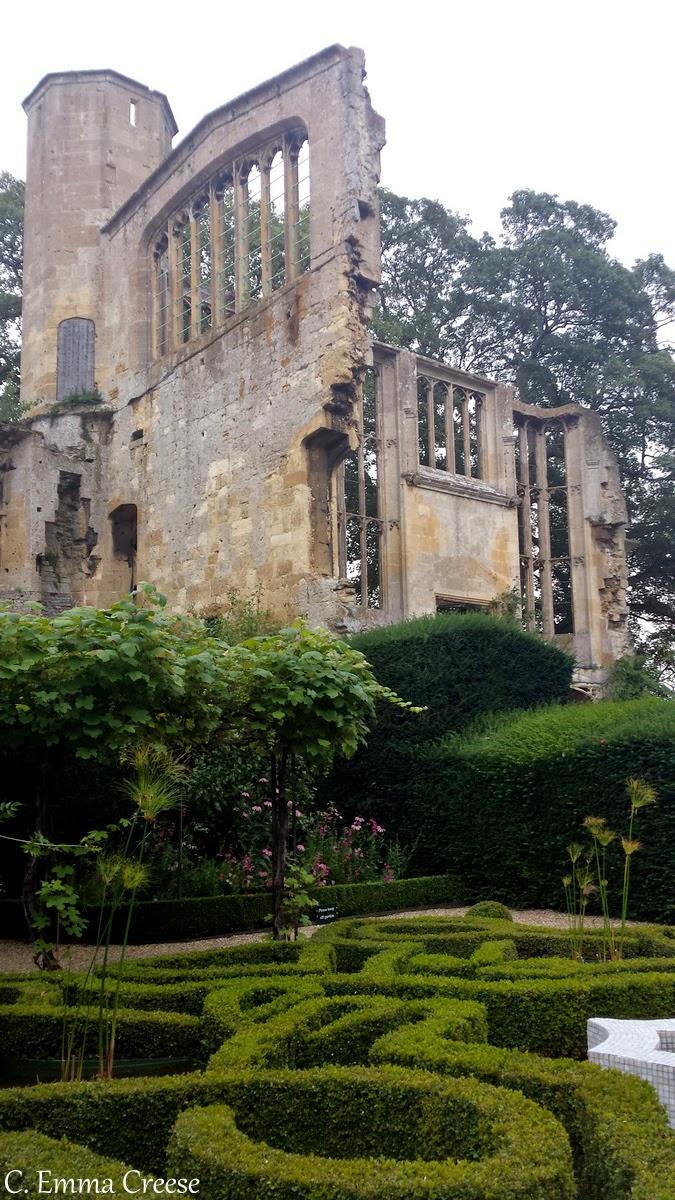 Roadtrip: Castle hunting: Sudeley Castle - Adventures of a London Kiwi