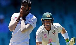 टीम इंडिया को बड़ा झटका, ब्रिसबेन टेस्ट से बाहर हुए जसप्रीत बुमराह    #NayaSaberaNetwork